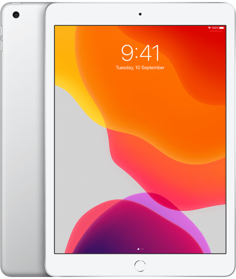 IPAD (7GEN) 10.2-INCH WI-FI + CELLULAR 128GB - SILVER