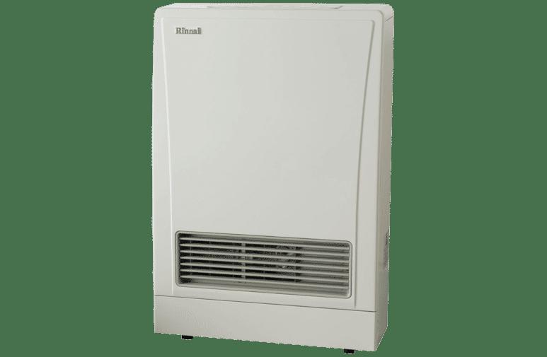 Rinnai Energysaver 309FT NG White Heater Flued