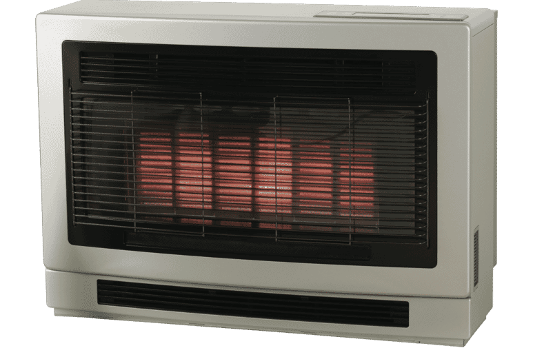 Rinnai Ultima II Inbuilt NG G/Metal Heater Flued