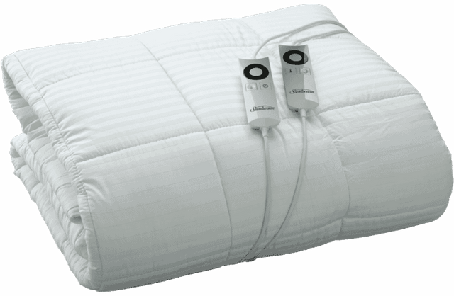 Sunbeam SleepPerfect QB Fitted Quilted Electric Blanket
