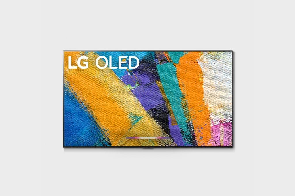 """55"""" Gallery Design 4K OLED Smart TV"""