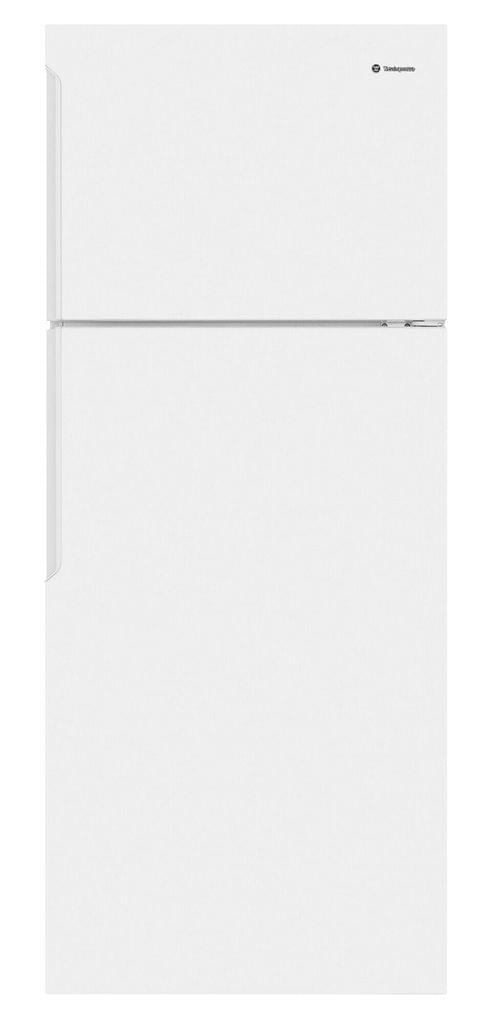 Westinghouse 460L Top Mount Refrigerator 4*Energy RHH White