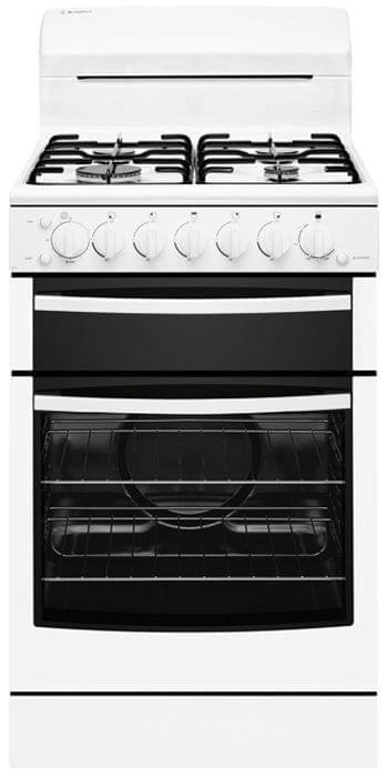Westinghouse 54cm Freestanding Cooker 4 Brnr Seperate Grill
