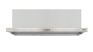 Omega 90cm Slideout Ducted Rangehood 924cu.m/hr net