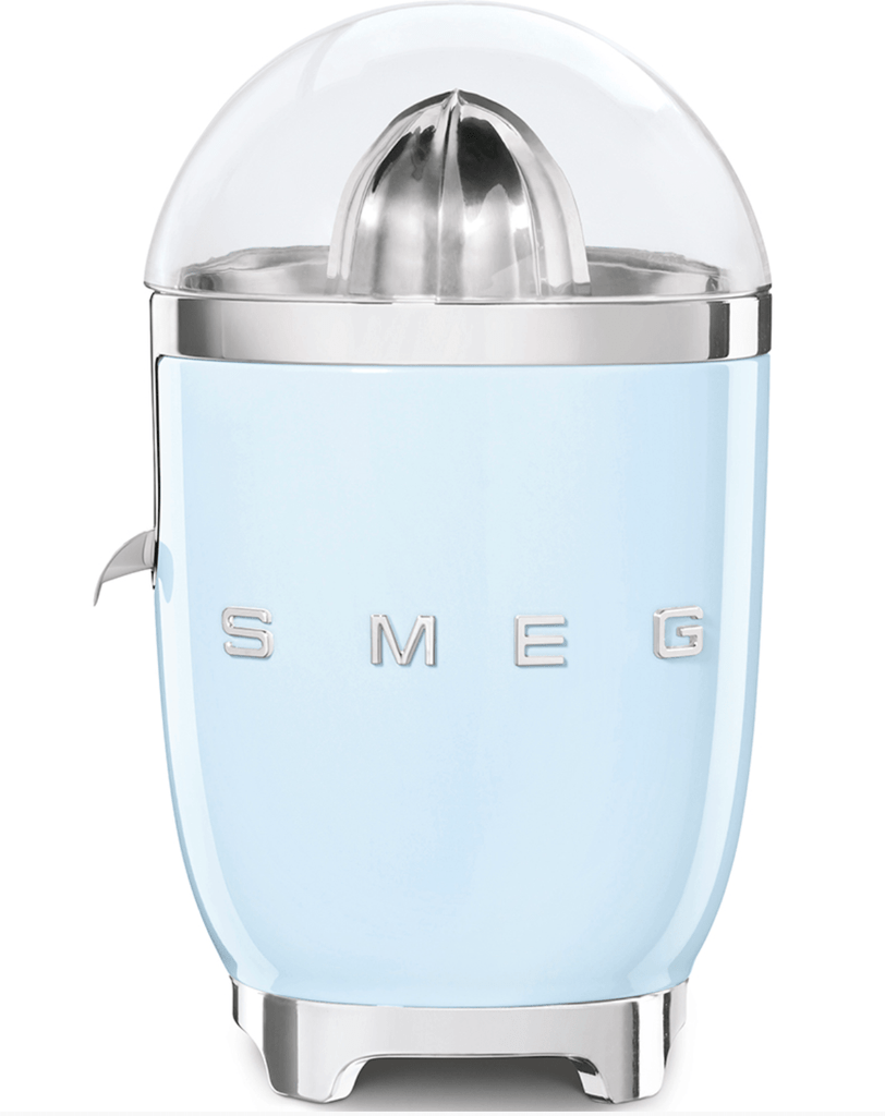SMEG 50's Retro Style Citrus Juicer - Pastel Blue
