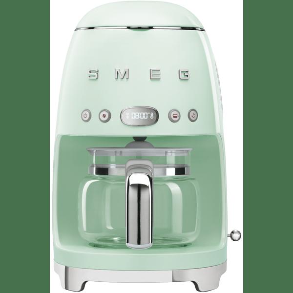 SMEG Drip Filter Coffee Machine - Pastel Green