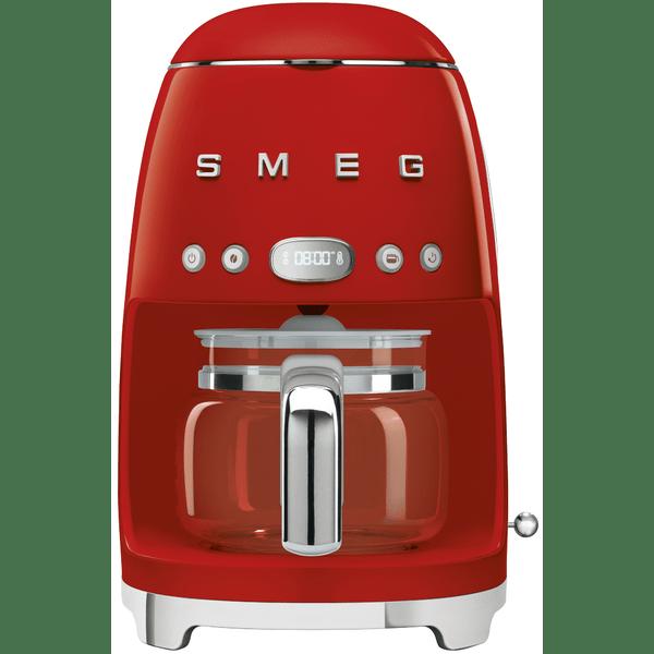 SMEG Drip Filter Coffee Machine - Red