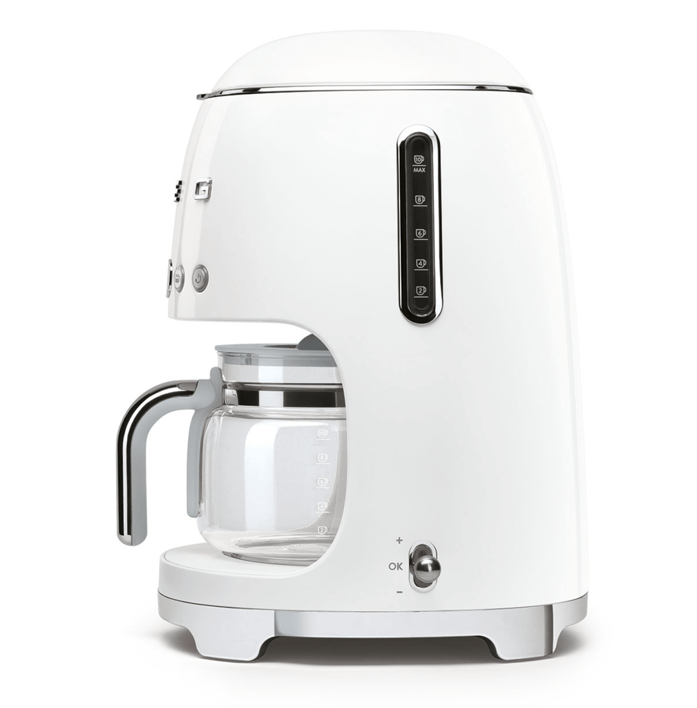 SMEG Drip Filter Coffee Machine - White
