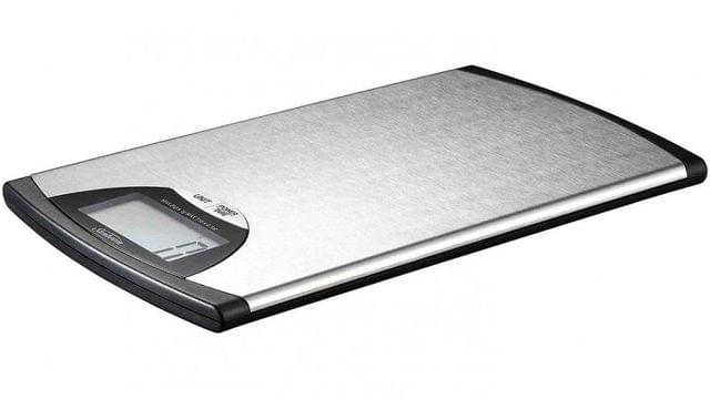 Sunbeam 5kg Stainless Food Scale Silver