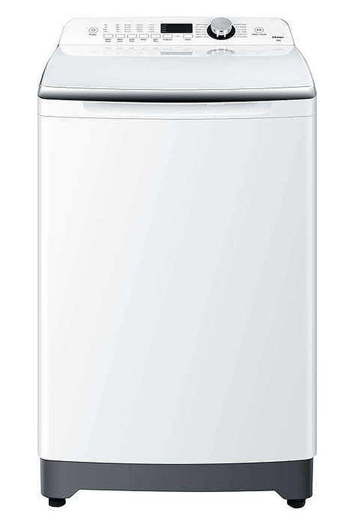 Haier 9Kg Top Load Washer 3.5*WELS 3*En - White