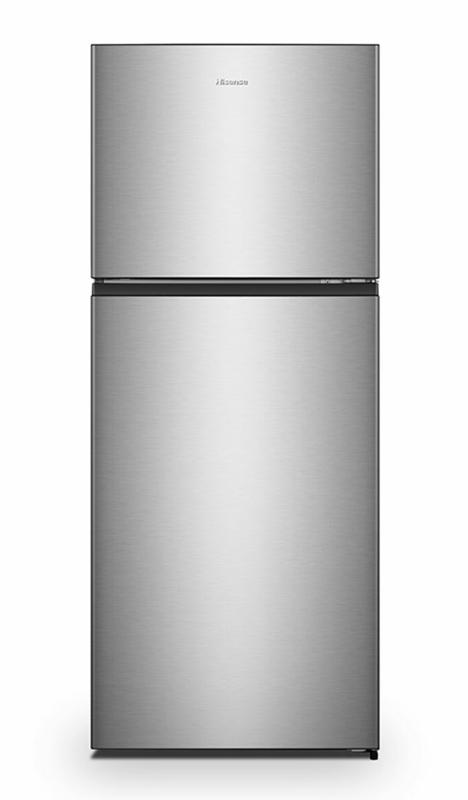 Hisense 460L Top Mount Refrigerator S/S