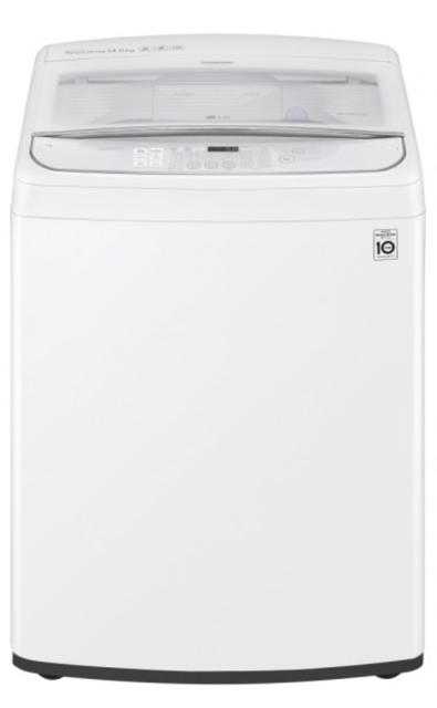 LG 10Kg Top Load Washing Machine Wht