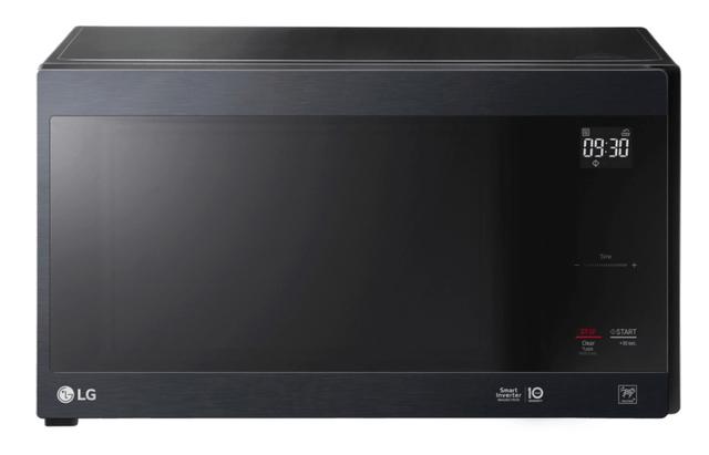 LG 42L 1200W Inverter Microwave Matte Black
