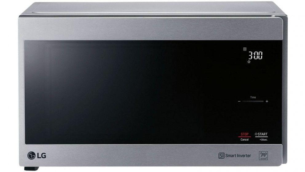 LG 42L 1200W NeoChef, Smart Inverter Microwave - Stainless Steel