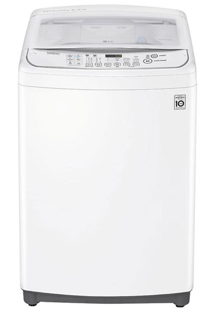 LG 9Kg Top Load Washing Machine Why
