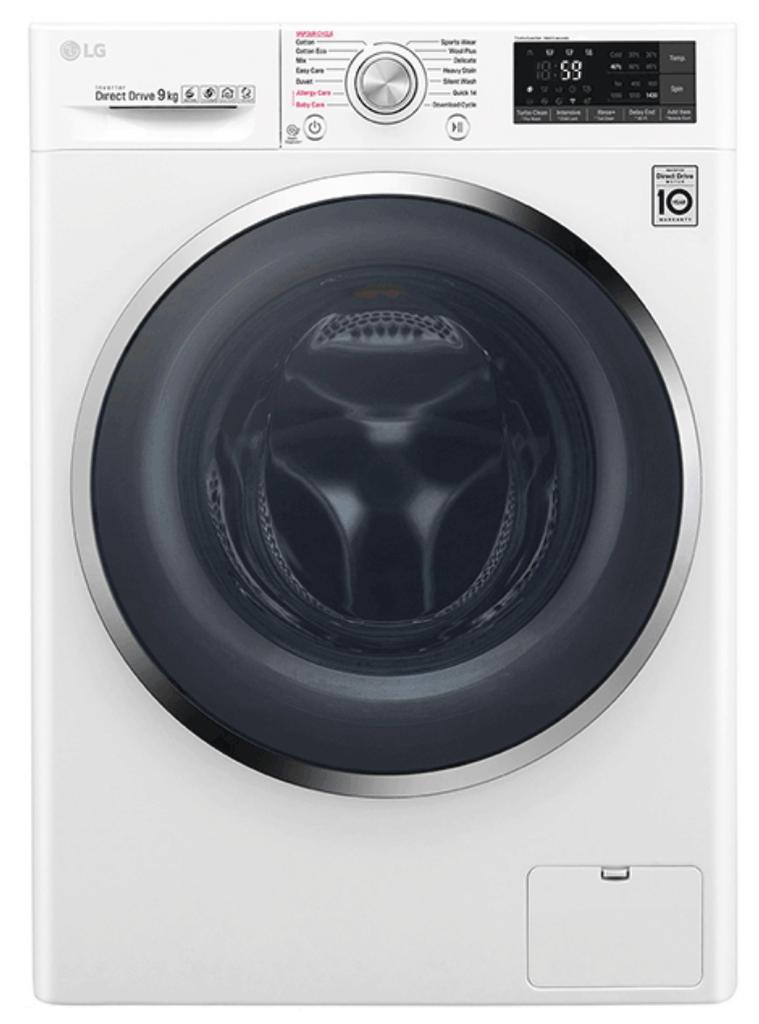 LG 9Kg Front Load Washing Machine