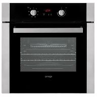 Omega 60cm Built-In Pyrolytic Oven