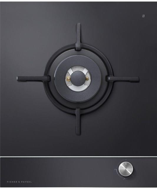 Fisher & Paykel  45cm Gas on Glass 1 Burner Cooktop