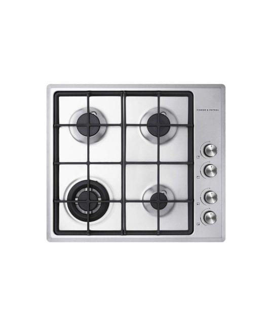 Fisher & Paykel  60cm 4 Burner Gas Cooktop NG only