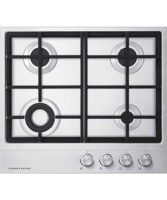 Fisher & Paykel  60cm 4 Burner Gas Cooktop F/Failure