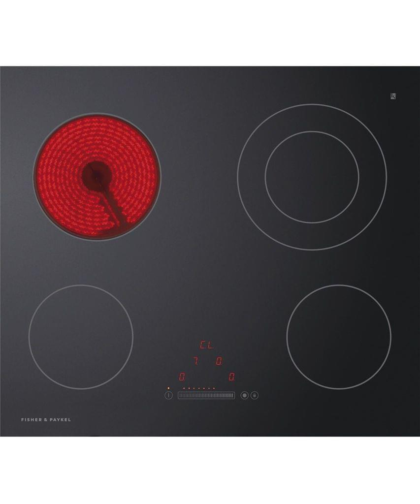 Fisher & Paykel  60cm Touch & Slide Ctrl Ceramic Cooktop Frameless