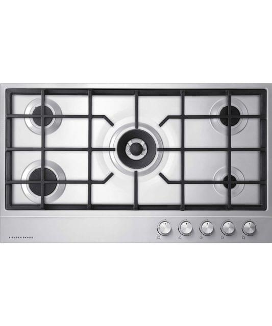Fisher & Paykel  90cm 5 burner Gas Cooktop F/Failure