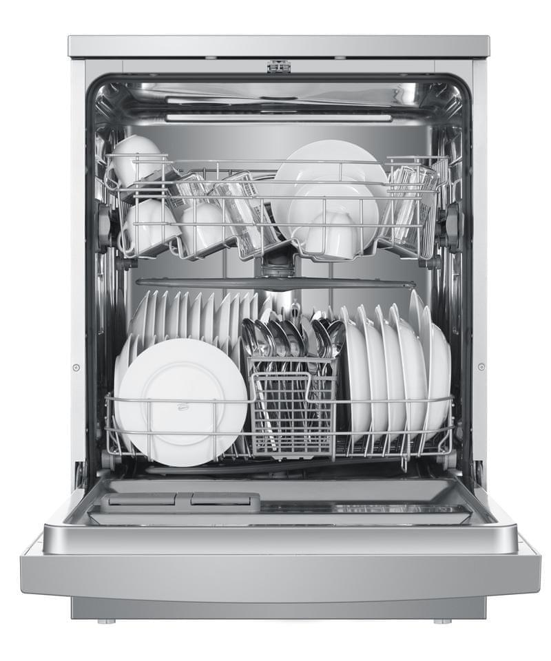Haier 60cm Freestanding Dishwasher 13 Place Settings Gry