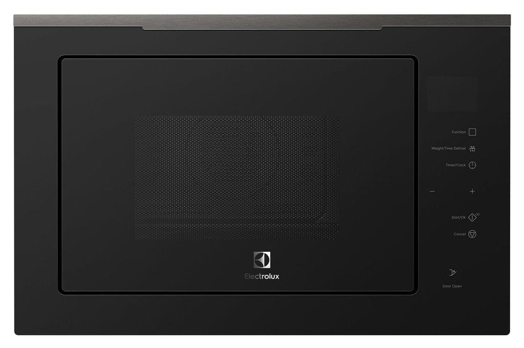 Electrolux 25L Microwave Oven 7 Function Dark S/S