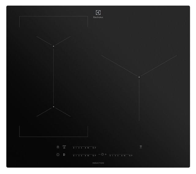 Electrolux 60cm Induction Cooktop 3 Zones