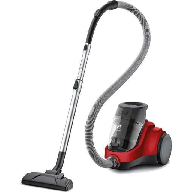 Electrolux Ease C4 Animal Bagless Vacuum - Chili Red