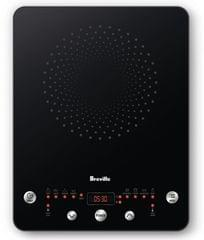 Breville the Quick Cook Induction Cooker in Black