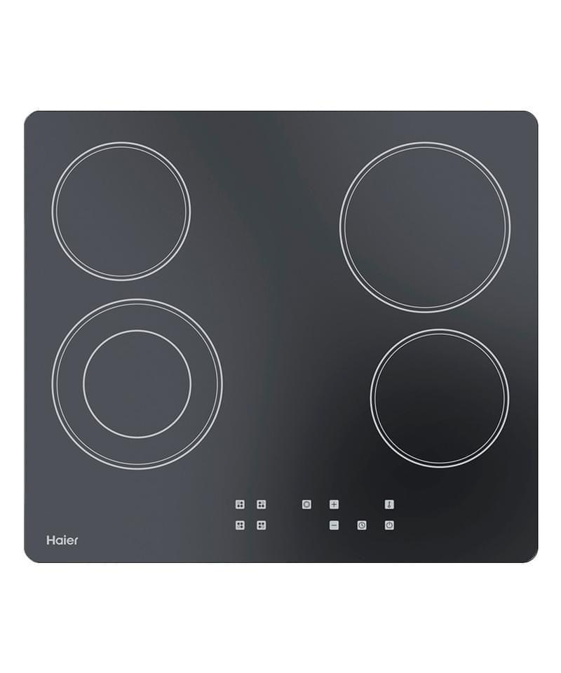 60cm Electric Cooktop 4 Elements S/S