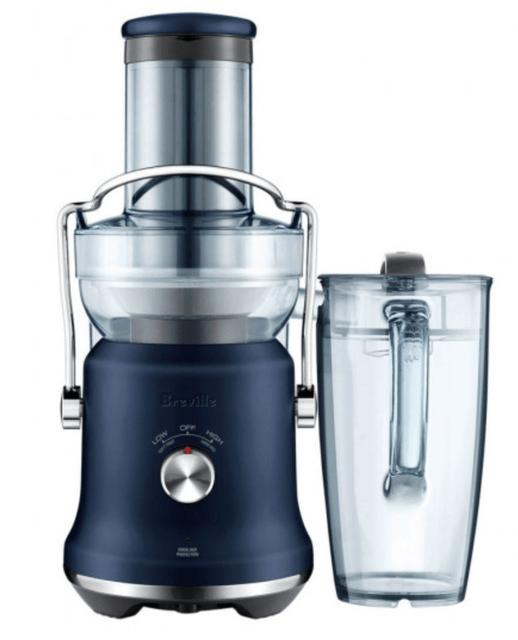 Berville Juice Fountain Cold Plus - Damson Blue