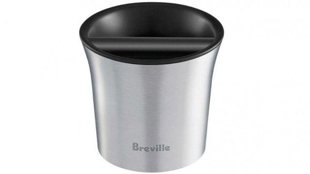 Berville the Knock Box - Brushed Stainless Steel