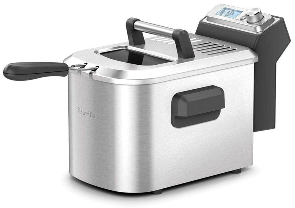 Berville the Smart Fryer - Brushed Stainless Steel
