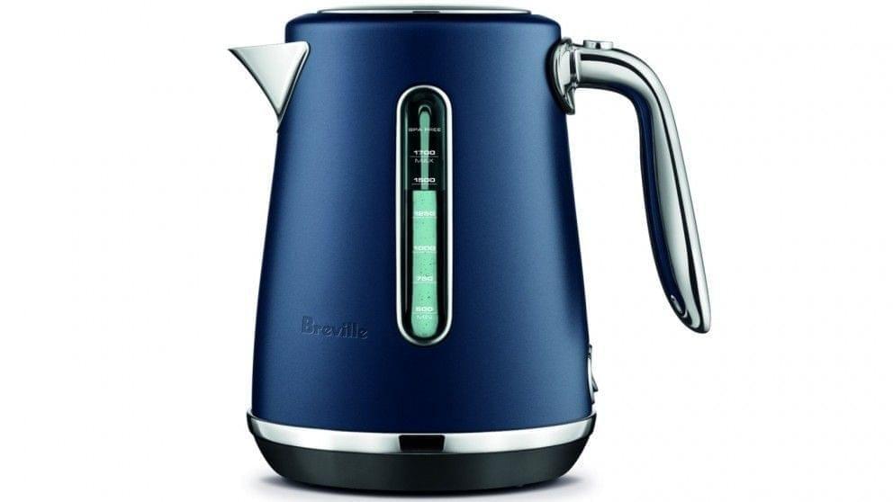 Berville The Soft Top Luxe Kettle - Damson Blue