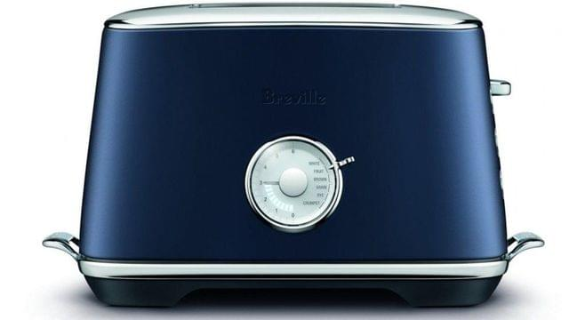 Breville Luxe 2 Slice Toaster Select - Damson Blue