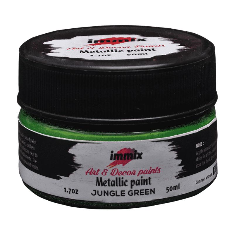 Immix Metallic Paint - Hunter Green 50 ml
