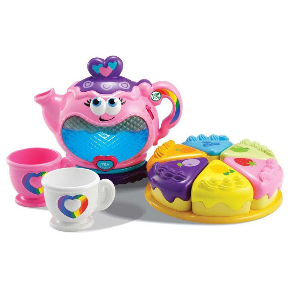 LeapFrog Rainbow Tea Set, Multi Color