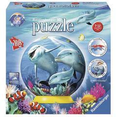 Ravensburger 3D Puzzle, Sweet Dolphins