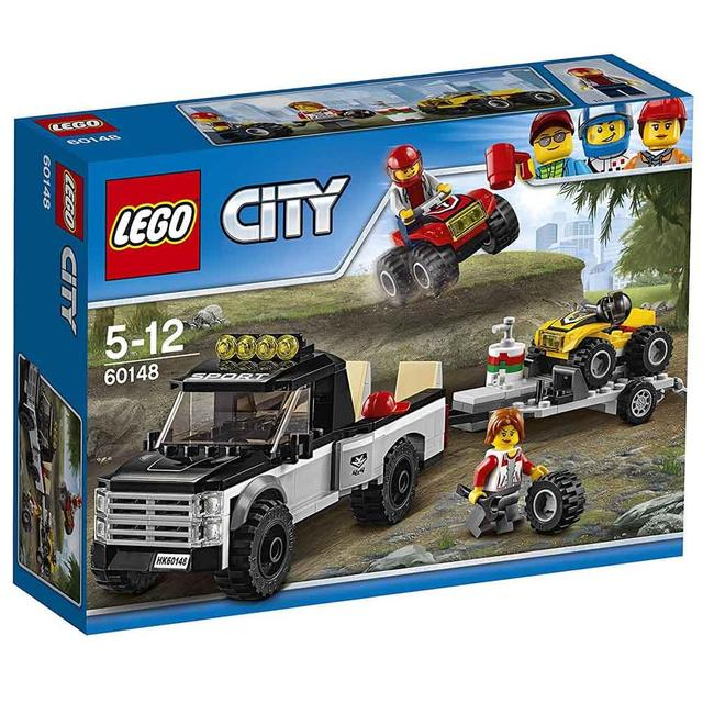 Lego ATV Race Team, No. 60148