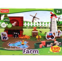 Funskool FunDoh Farm