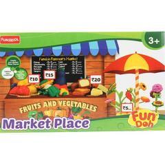 Funskool FunDoh Marketplace