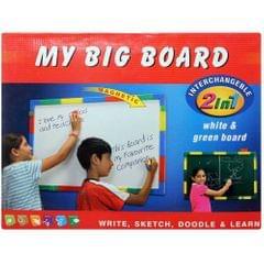 Zephyr My Big Board Big, Writing Big Set