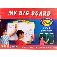 Zephyr My Big Board, Writing Small Set