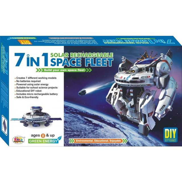 Ekta 7 In 1 Space Fleet
