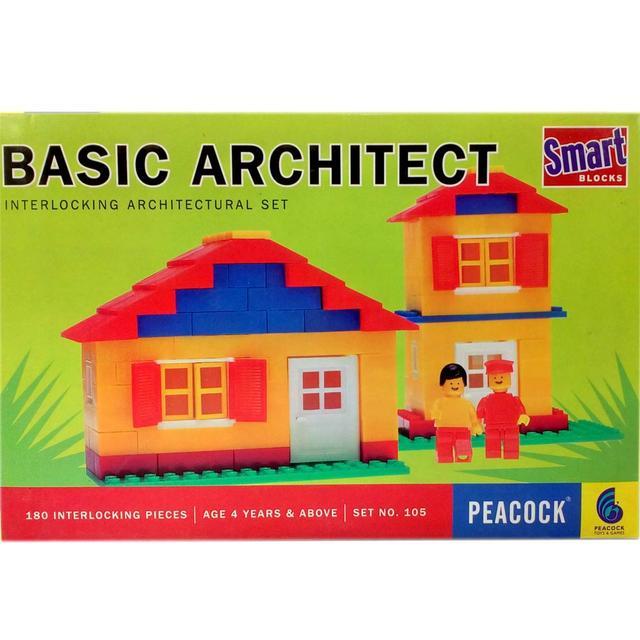 Peacock Basic Architect
