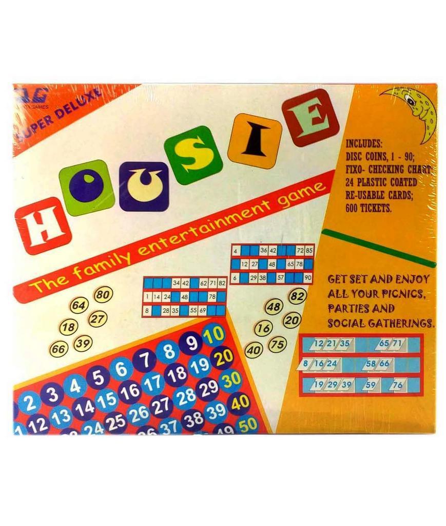 Ajanta Super Deluxe Housie, Tambola Game
