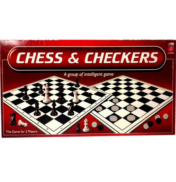 Cj Chess & Checkers