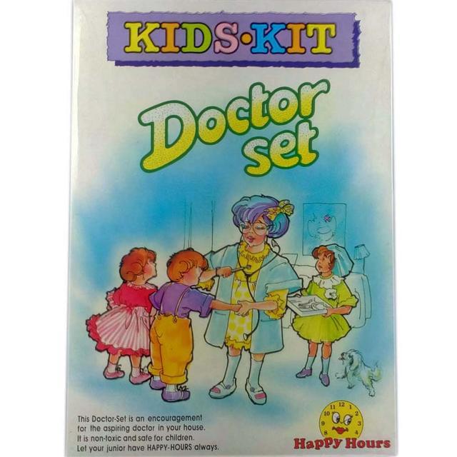 Zephyr Kids Kit Doctor Set